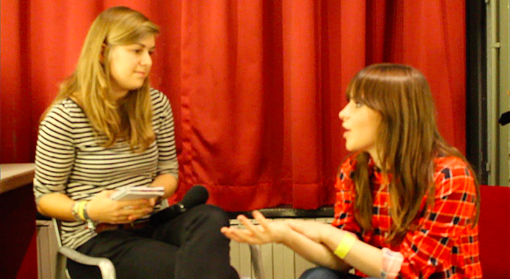 Interview with Gabrielle Aplin