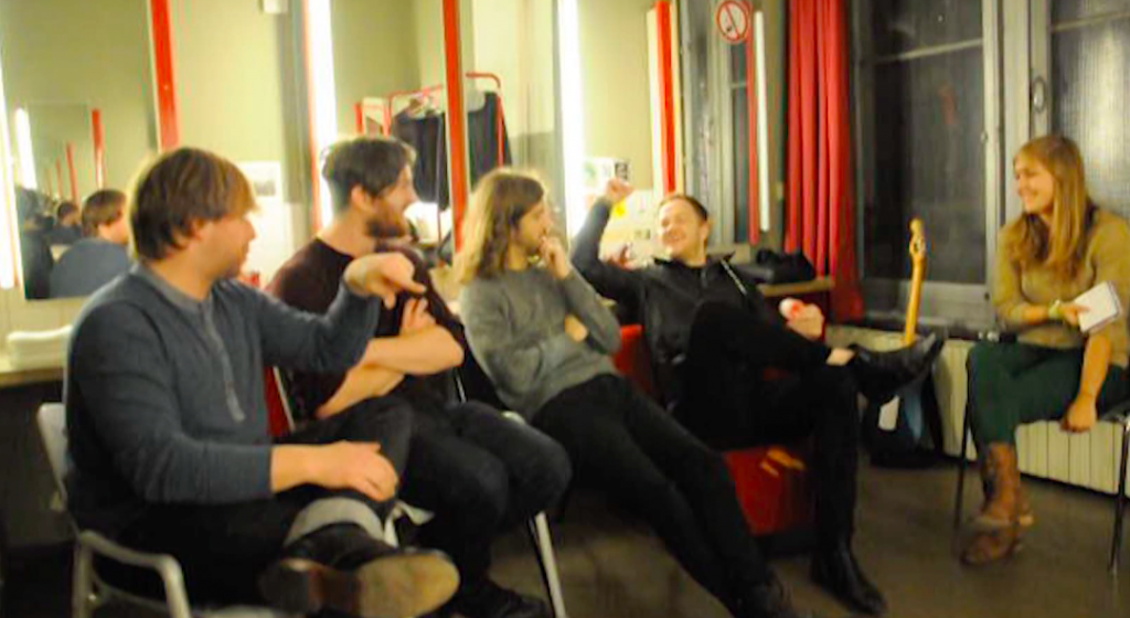 Interview with Imagine Dragons
