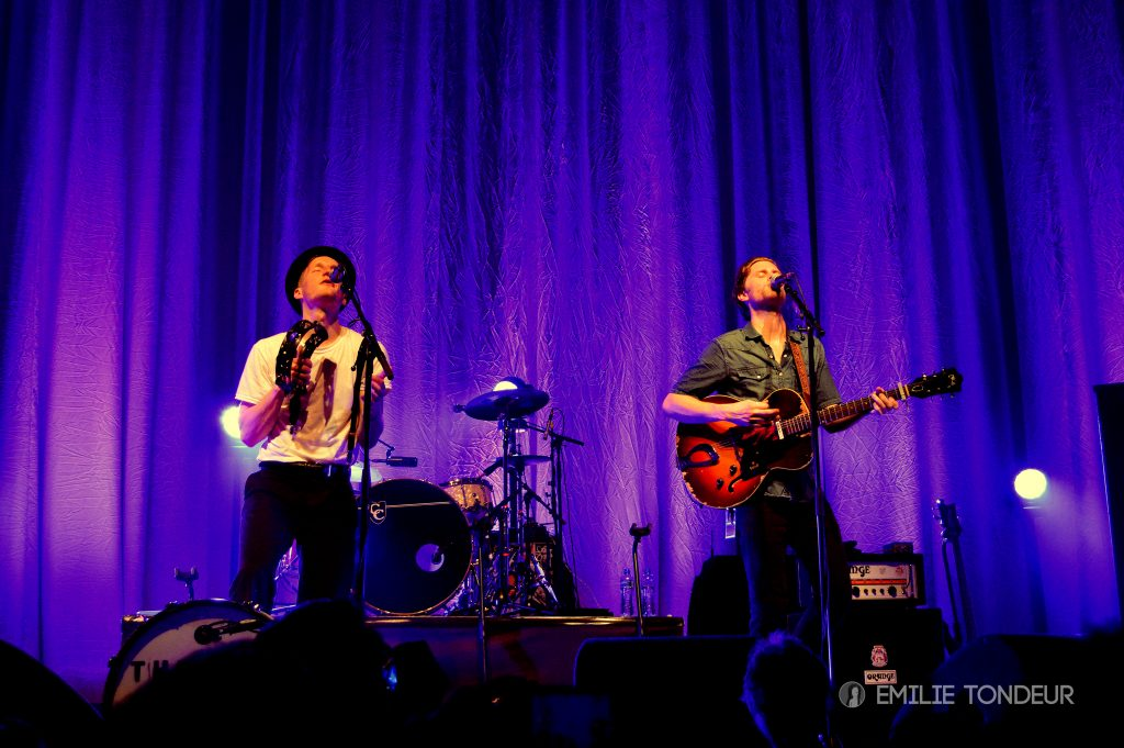 The Lumineers in Amsterdam – Feb. 26 2013